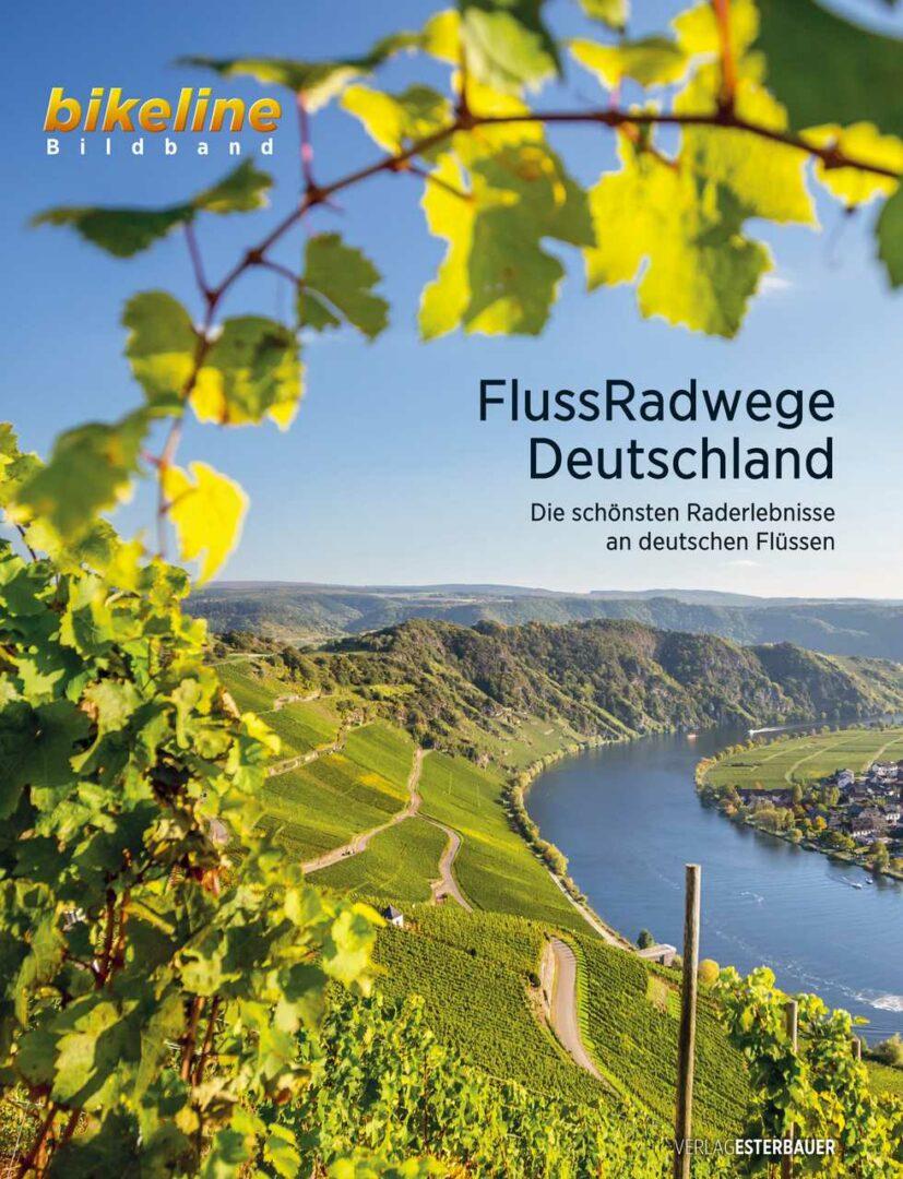 bikeline Bildband - Flussradwege Deutschland