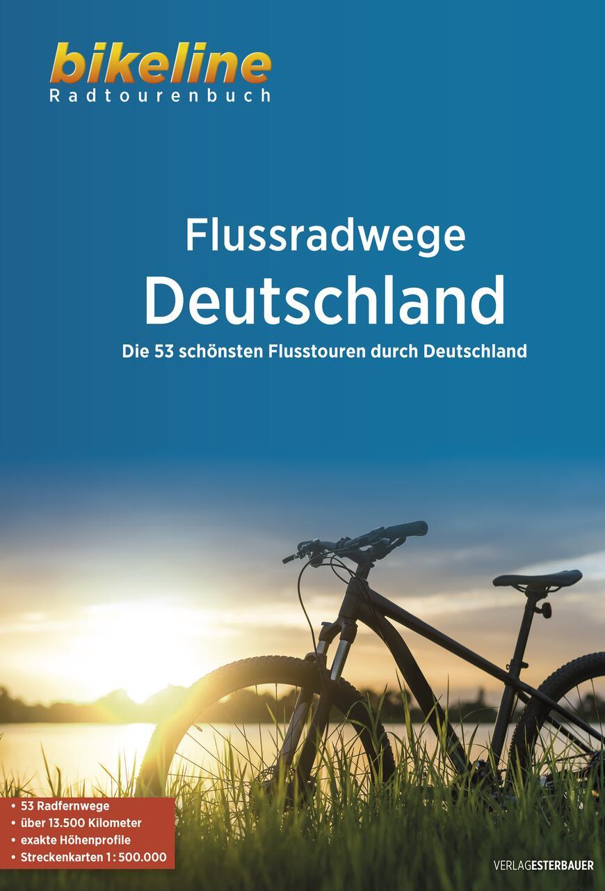 Foto vom Flussradwege Deutschland