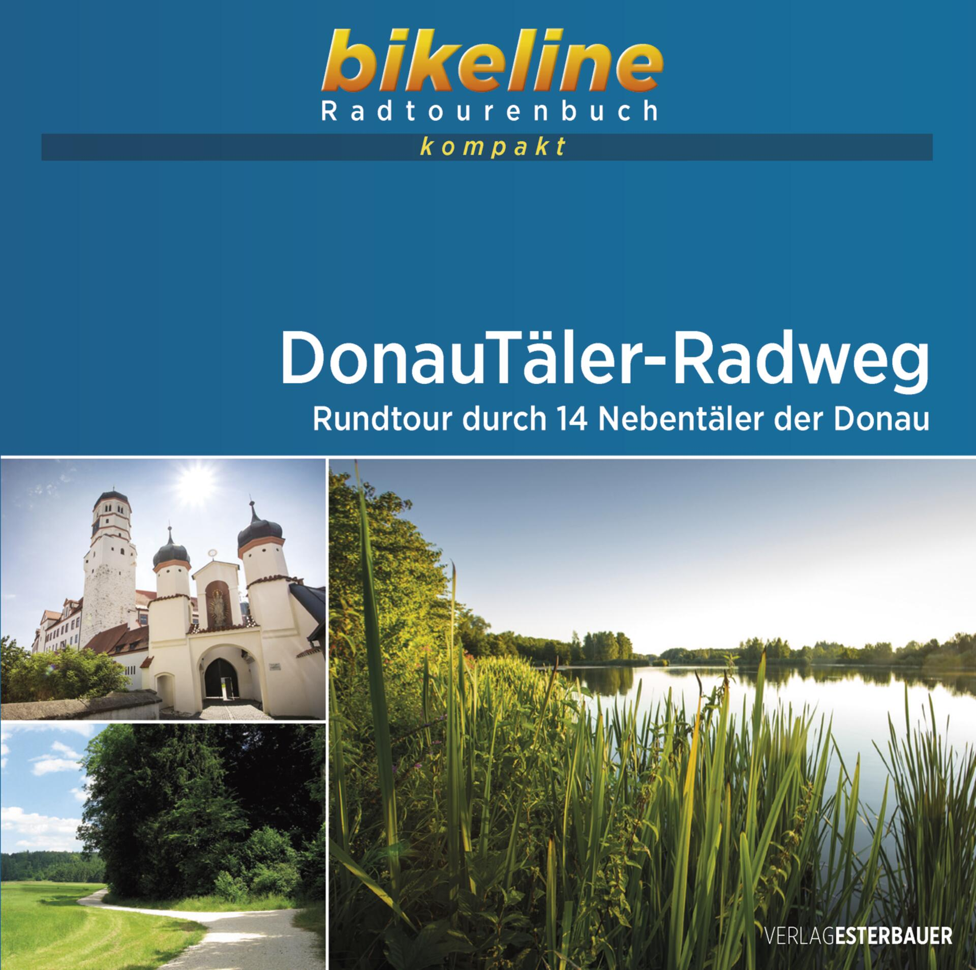 Foto vom DonauTäler-Radweg