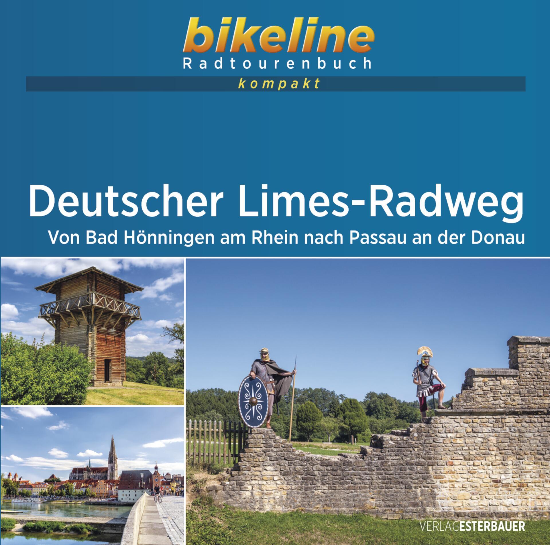 Foto vom Radfernweg Deutscher Limes-Radweg