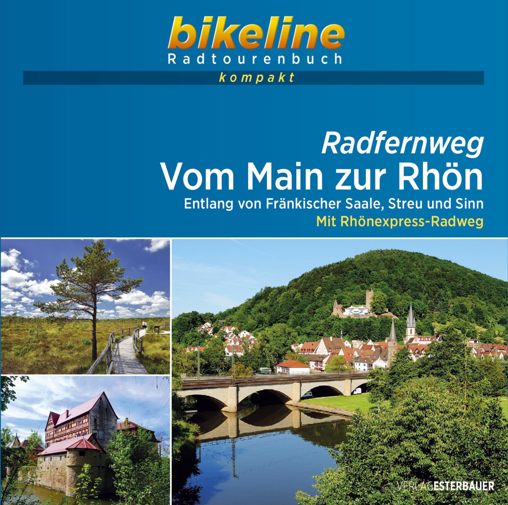Foto vom Radfernweg Vom Main zur Rhön