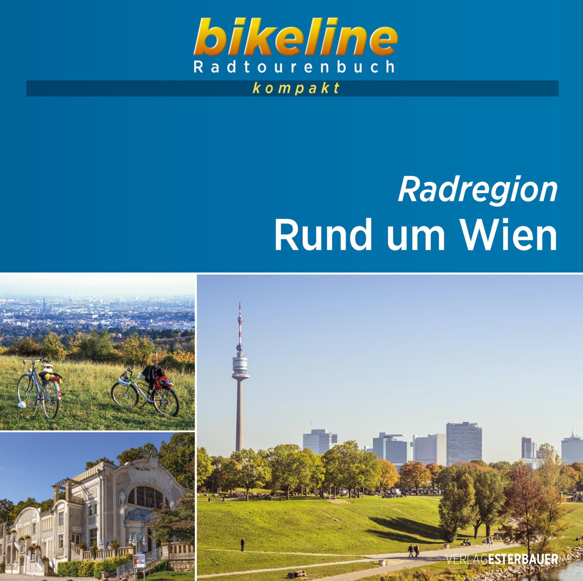 Foto vom Radregion Rund um Wien
