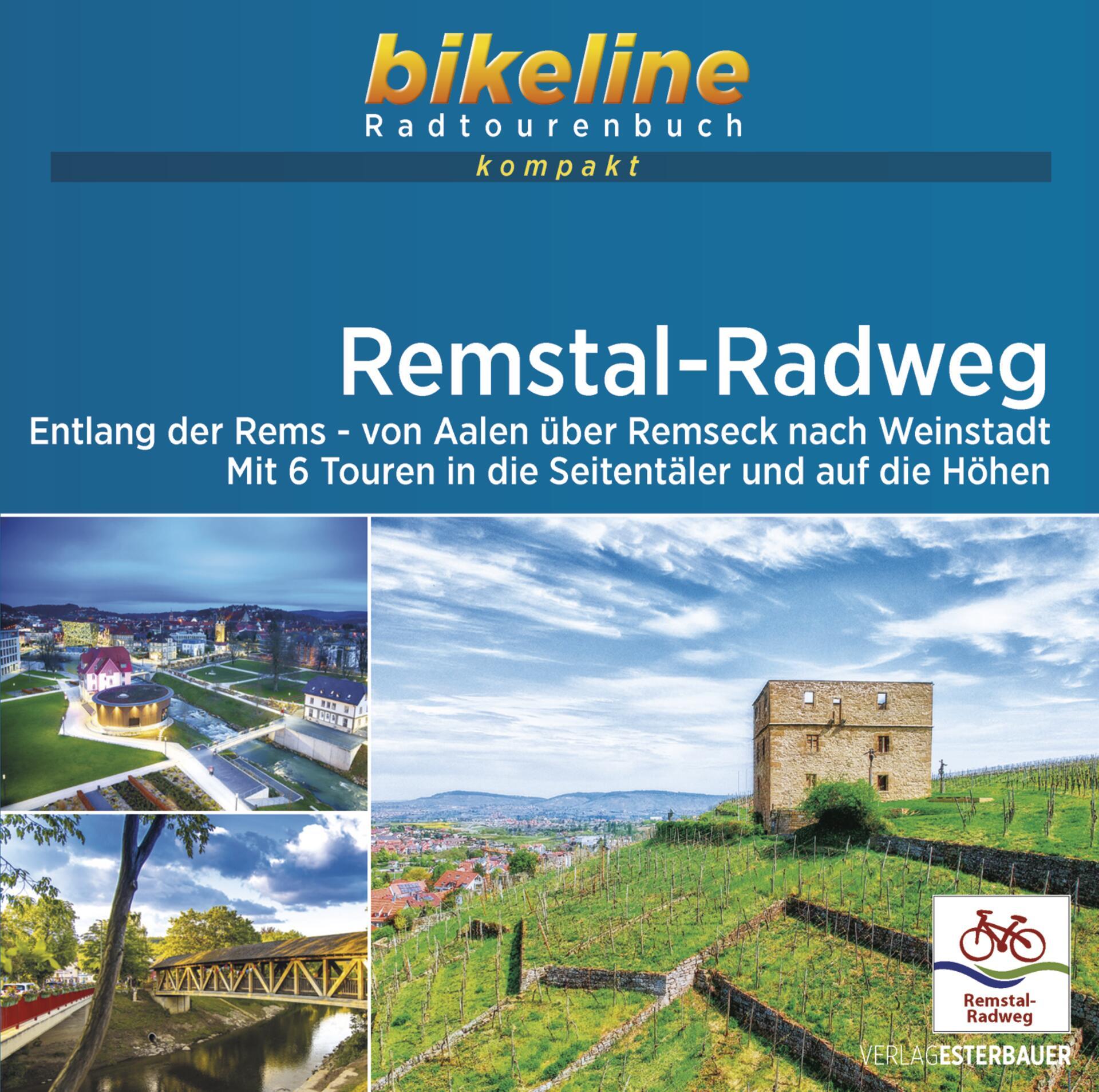 Foto vom Remstal-Radweg
