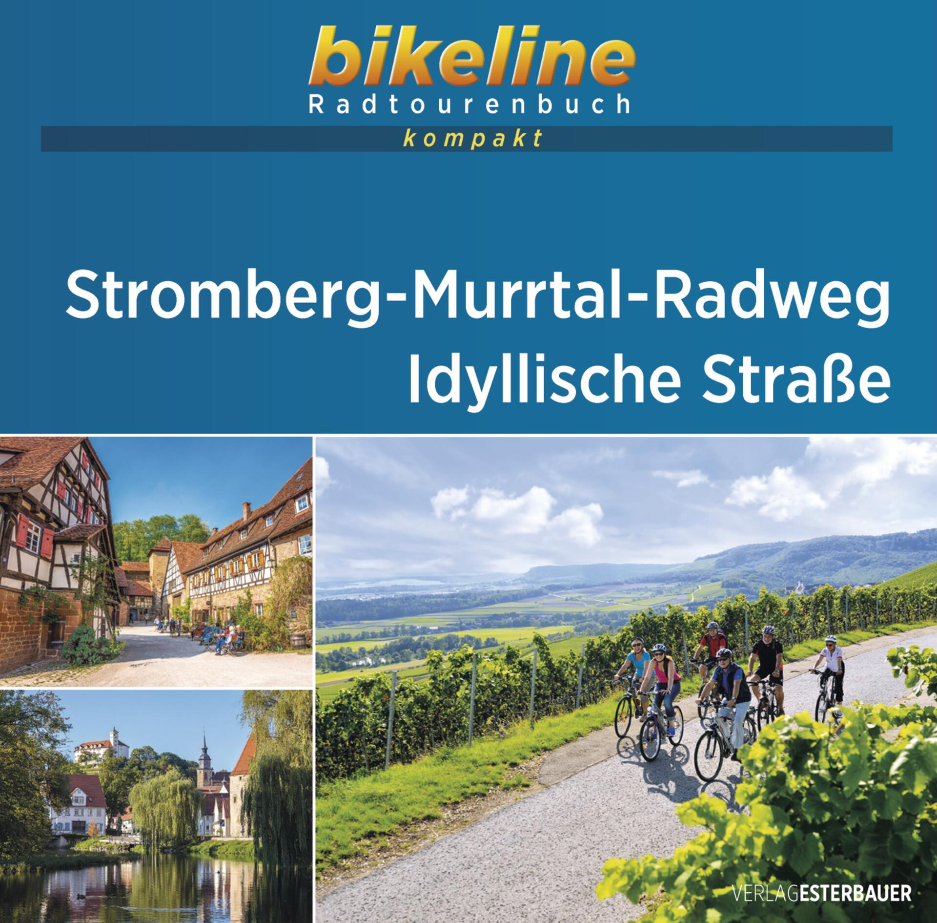Foto vom Stromberg-Murrtal-Radweg • Idyllische Straße