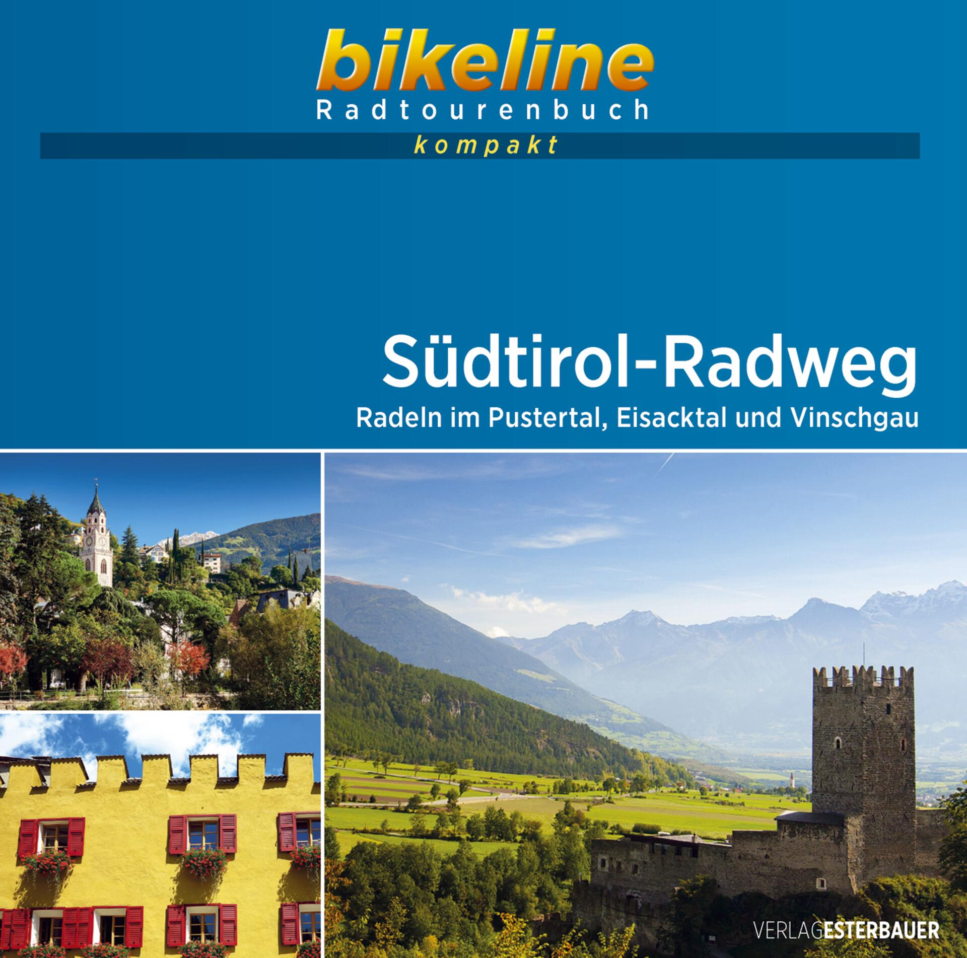 Foto vom Südtirol-Radweg