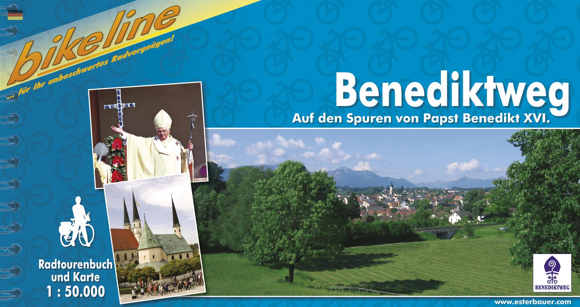 Foto vom Benediktweg