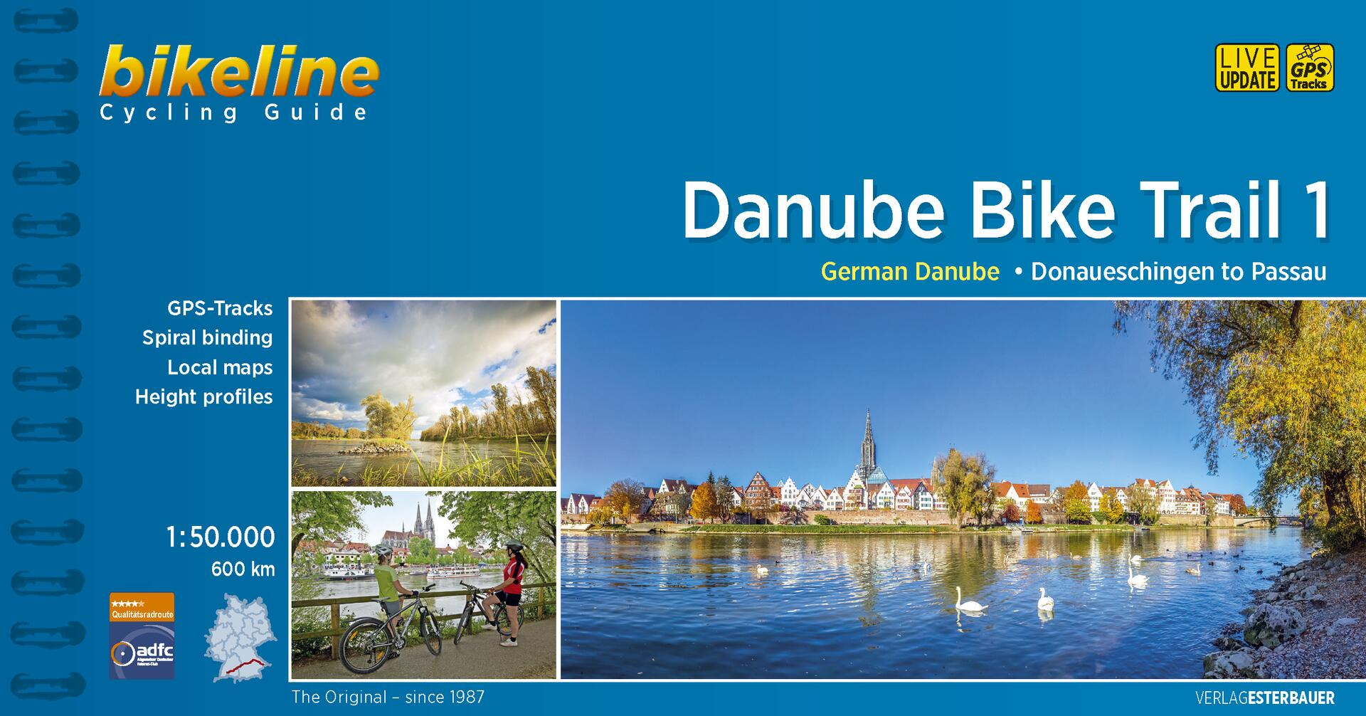 Foto vom Danube Bike Trail 1
