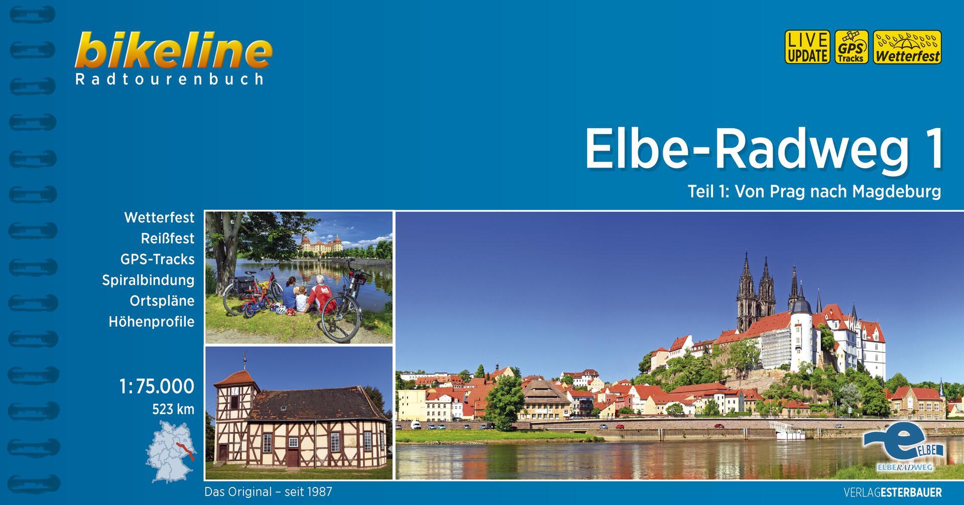Foto vom Elbe-Radweg 1