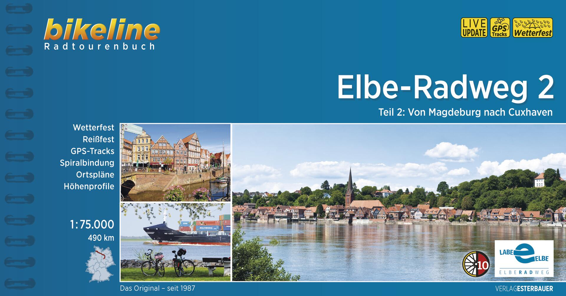 Foto vom Elbe-Radweg 2