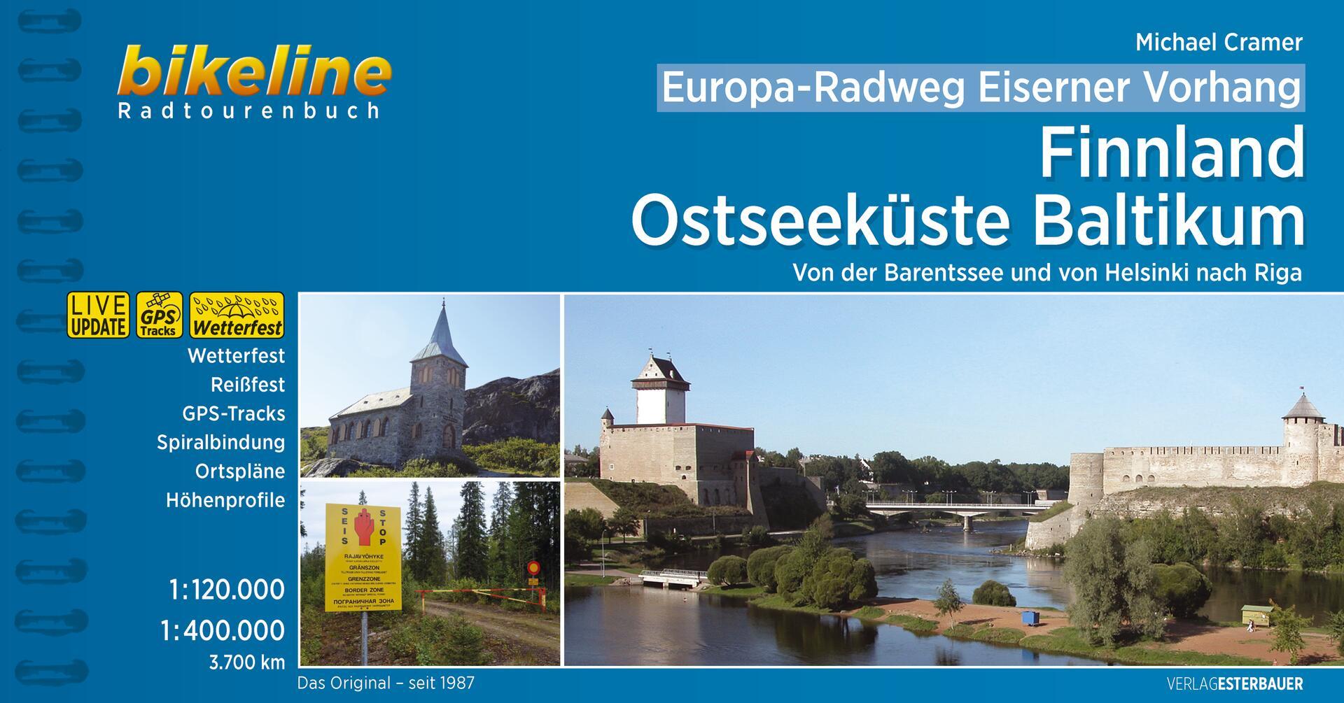 Foto vom Europa-Radweg Eiserner Vorhang 1 Finnland / Ostseeküste Baltikum