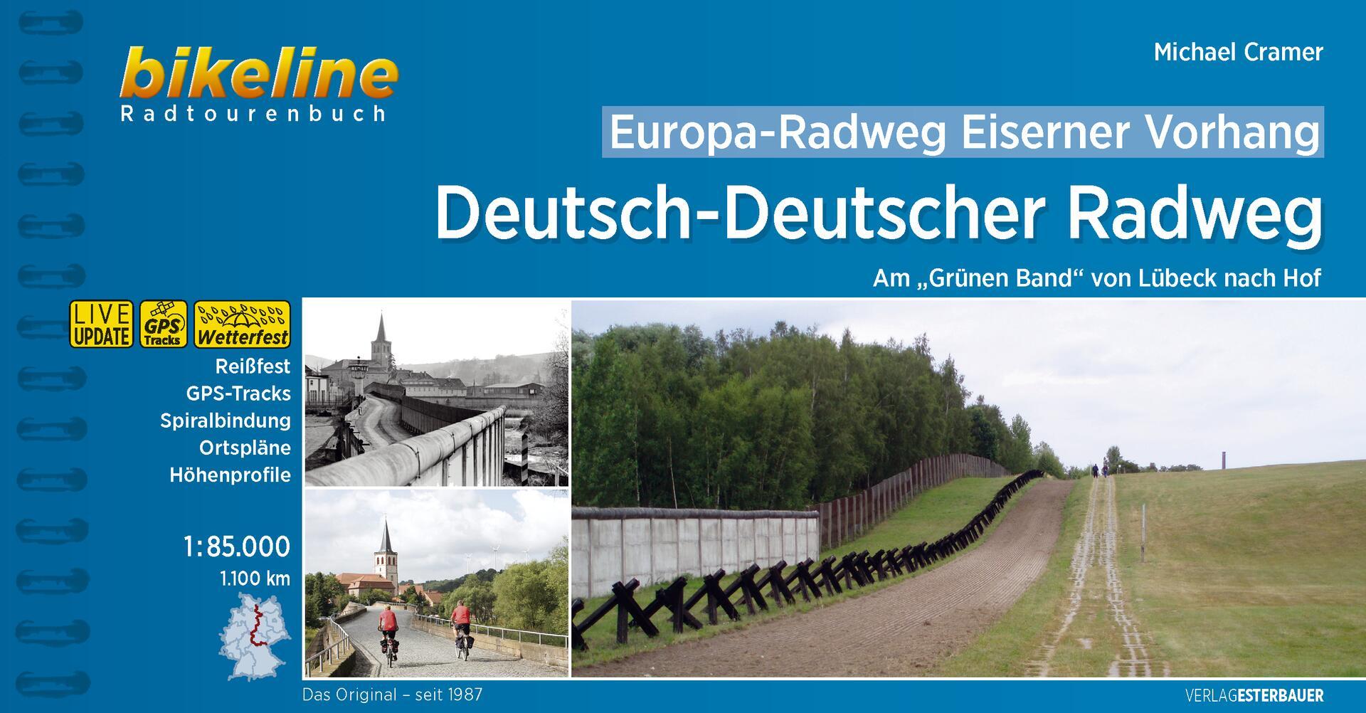 Foto vom Europa-Radweg Eiserner Vorhang 3 Deutsch-Deutscher Radweg