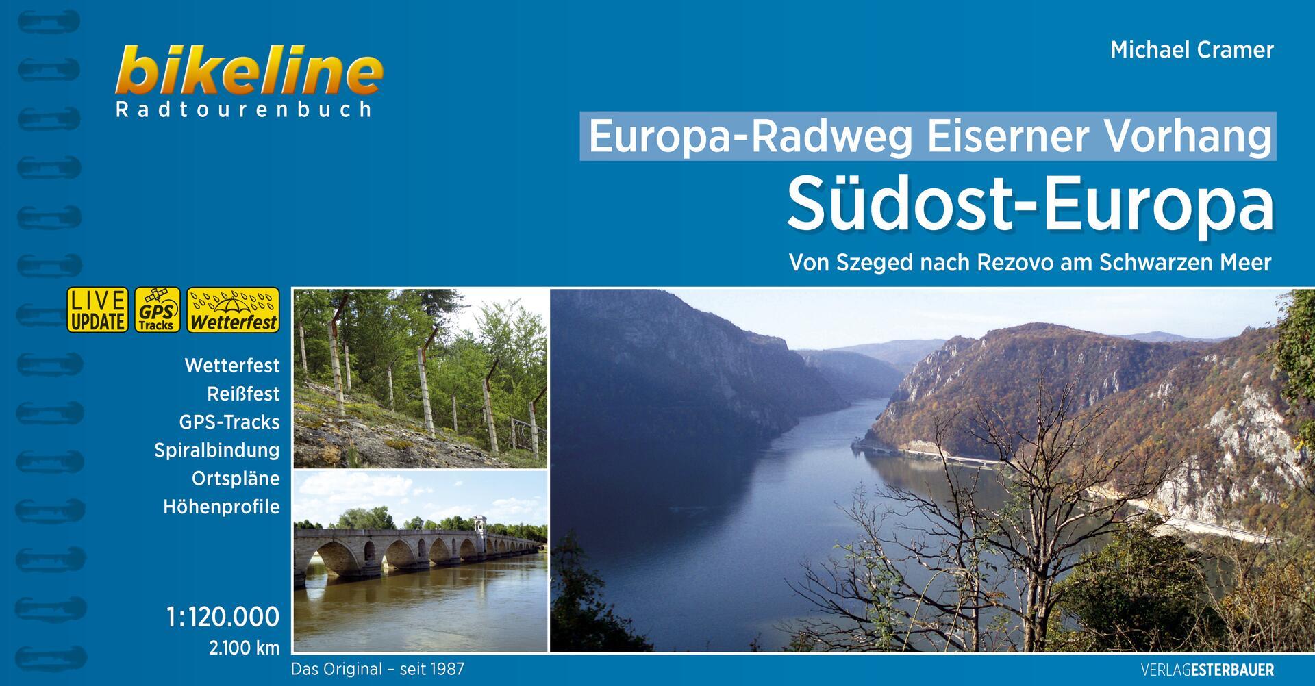 Foto vom Europa-Radweg Eiserner Vorhang 5 Südost-Europa