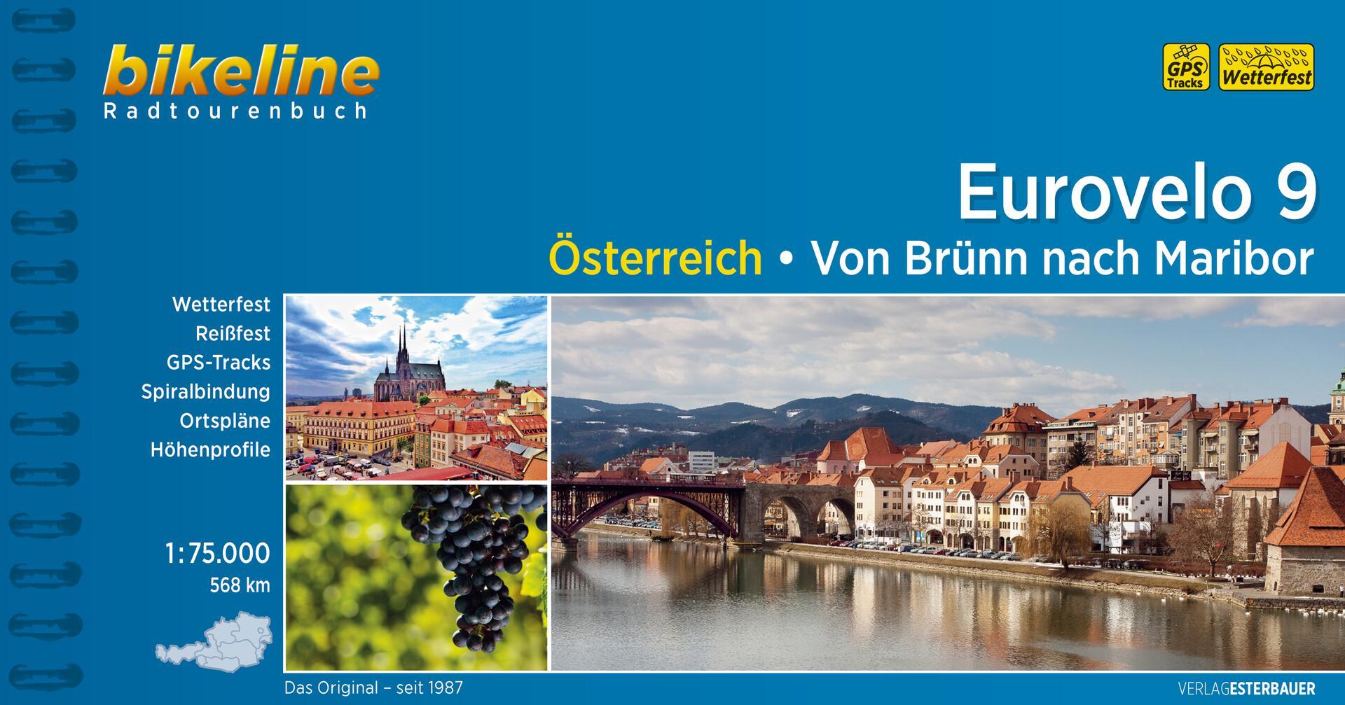 Foto vom Eurovelo 9 - Von Brünn nach Maribor