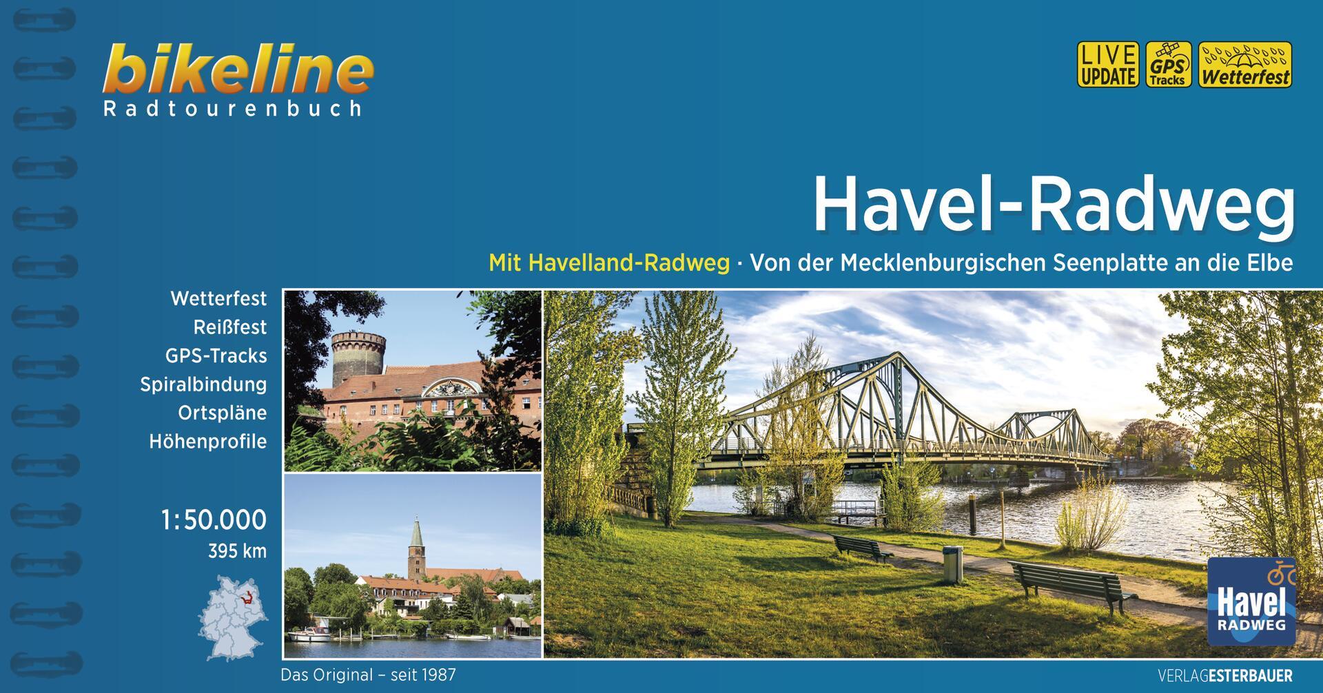 Foto vom Havel-Radweg