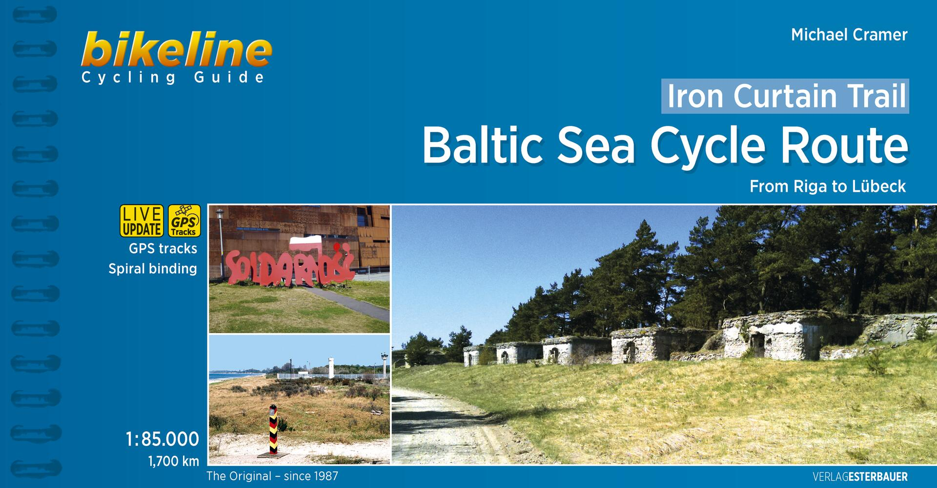 Foto vom Iron Curtain Trail 2 Baltic Sea Cycle Route