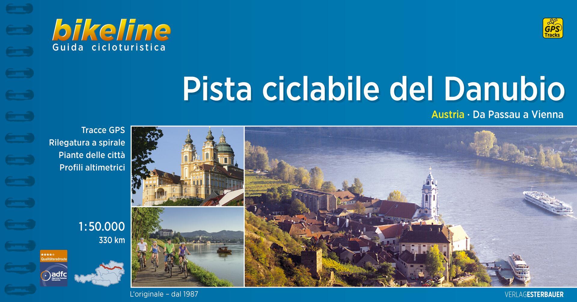 Foto vom Pista ciclabile del Danubio (I)