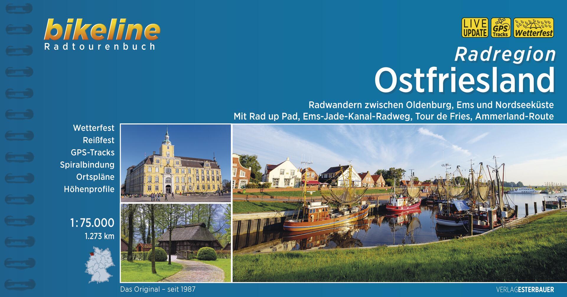 Foto vom Radregion Ostfriesland