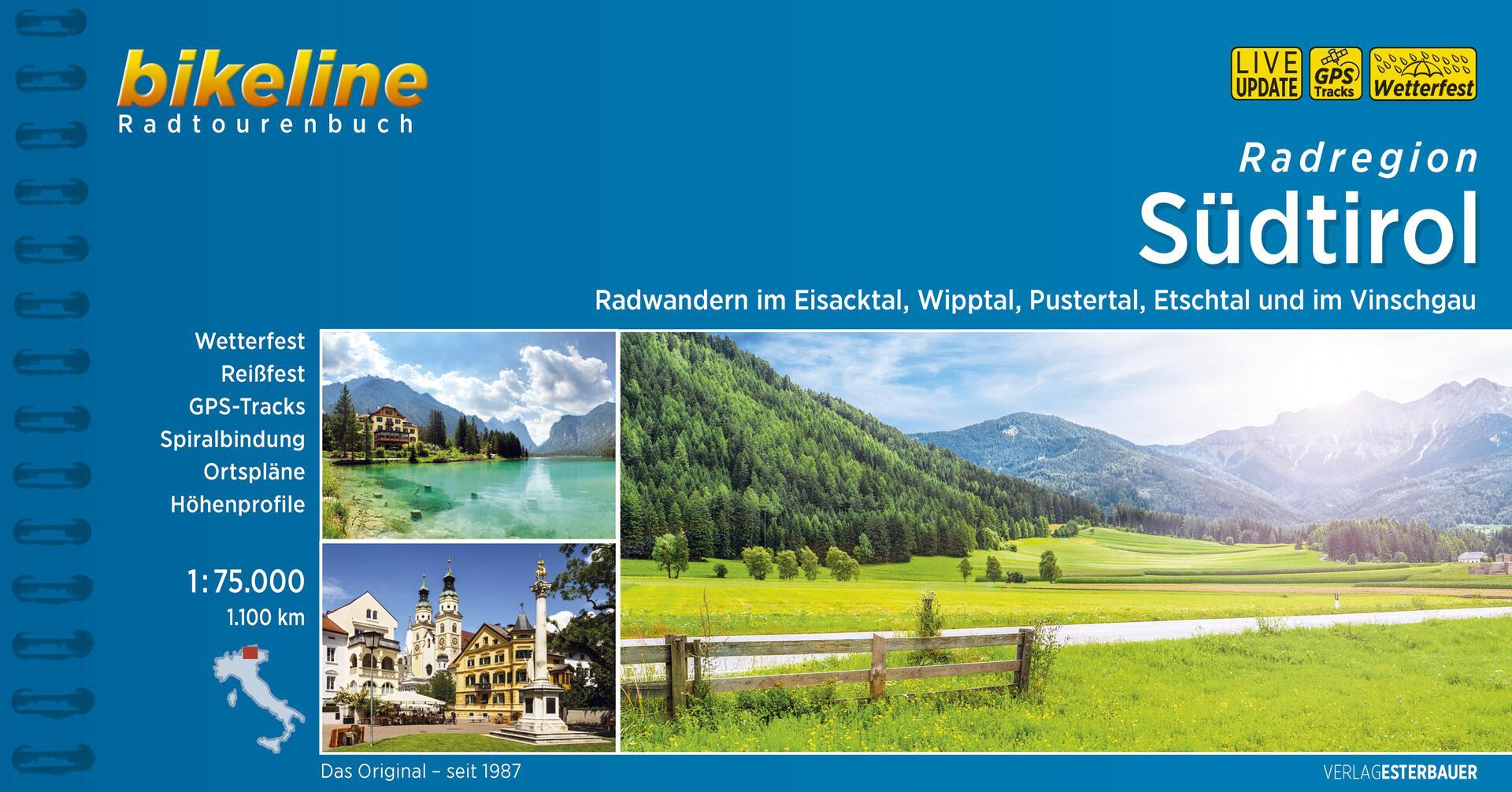 Foto vom Radregion Südtirol