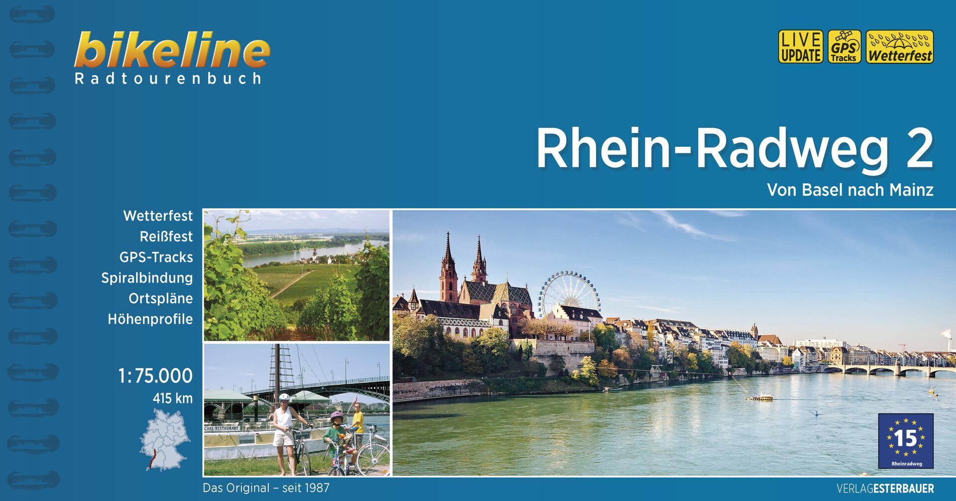 Foto vom Rhein-Radweg 2