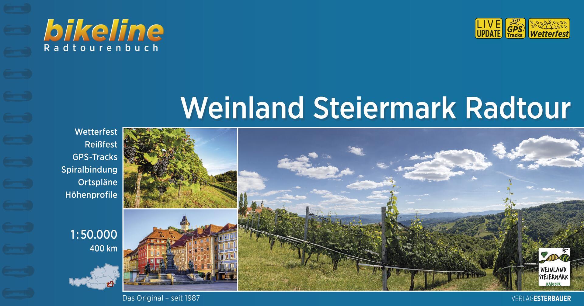 Foto vom Weinland Steiermark Radtour