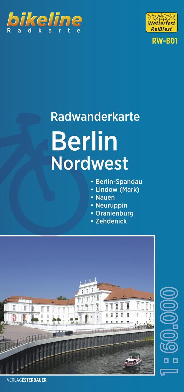 Foto vom Radwanderkarte Berlin Nordwest