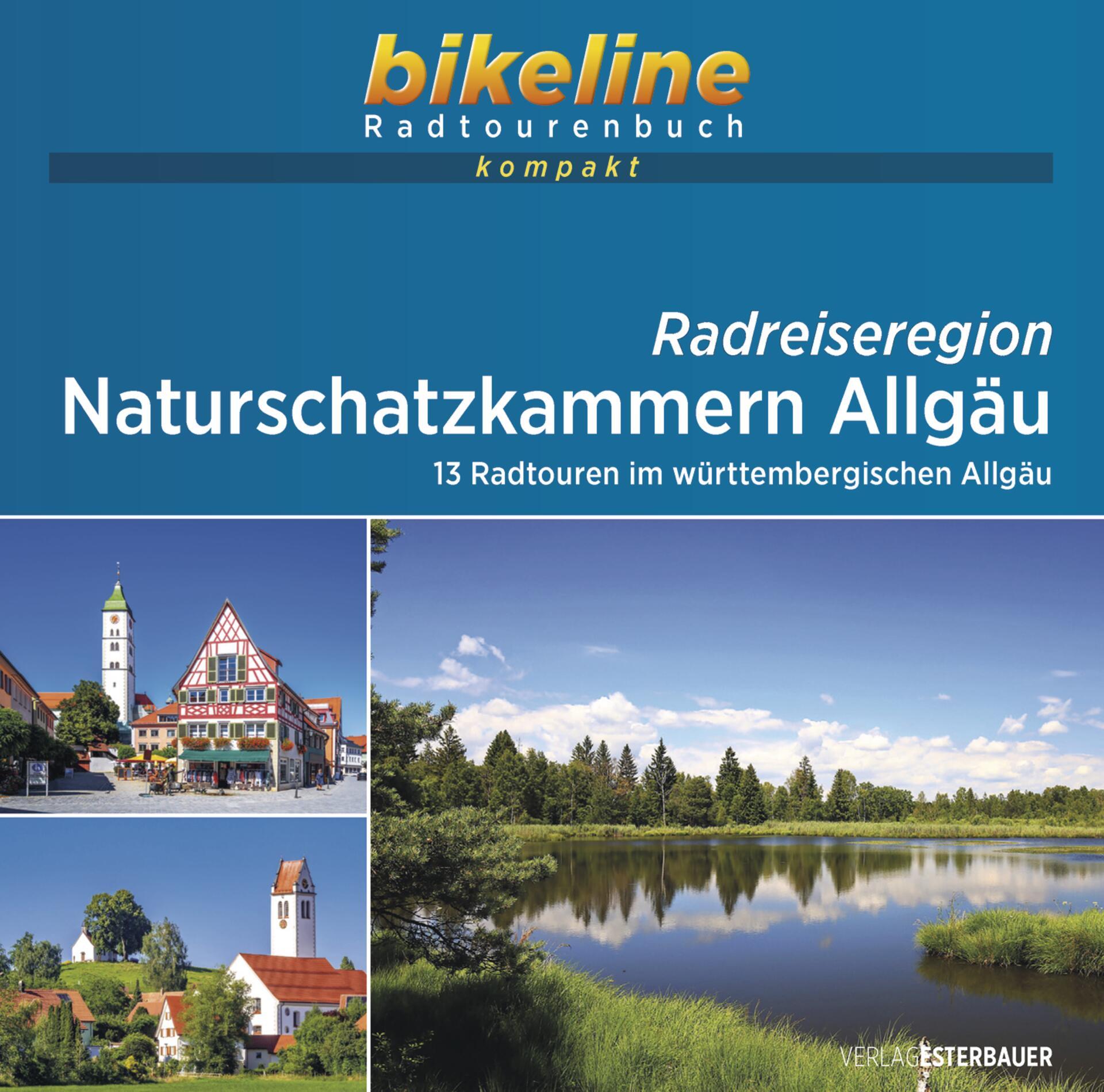 Foto vom Radreiseregion Naturschatzkammern Allgäu
