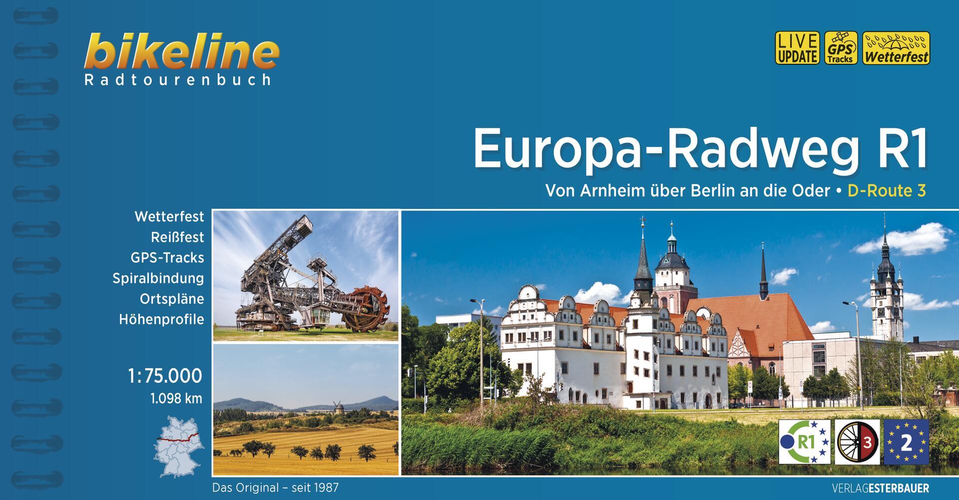 Foto vom Europa-Radweg R1