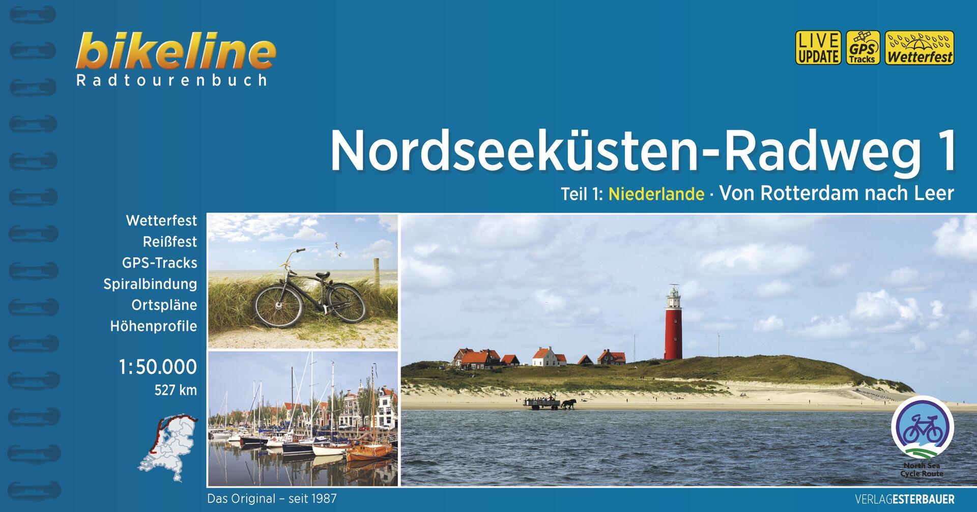 Foto vom Nordseeküsten-Radweg 1