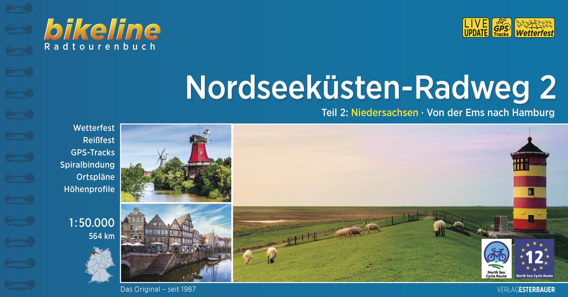 Foto vom Nordseeküsten-Radweg 2