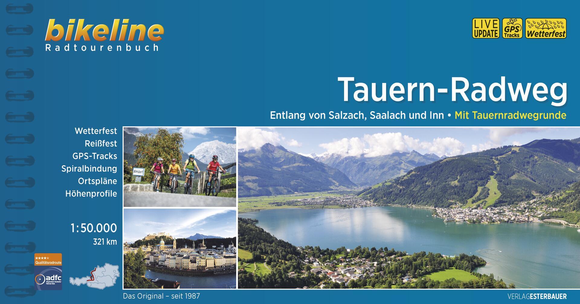 Foto vom Tauern-Radweg